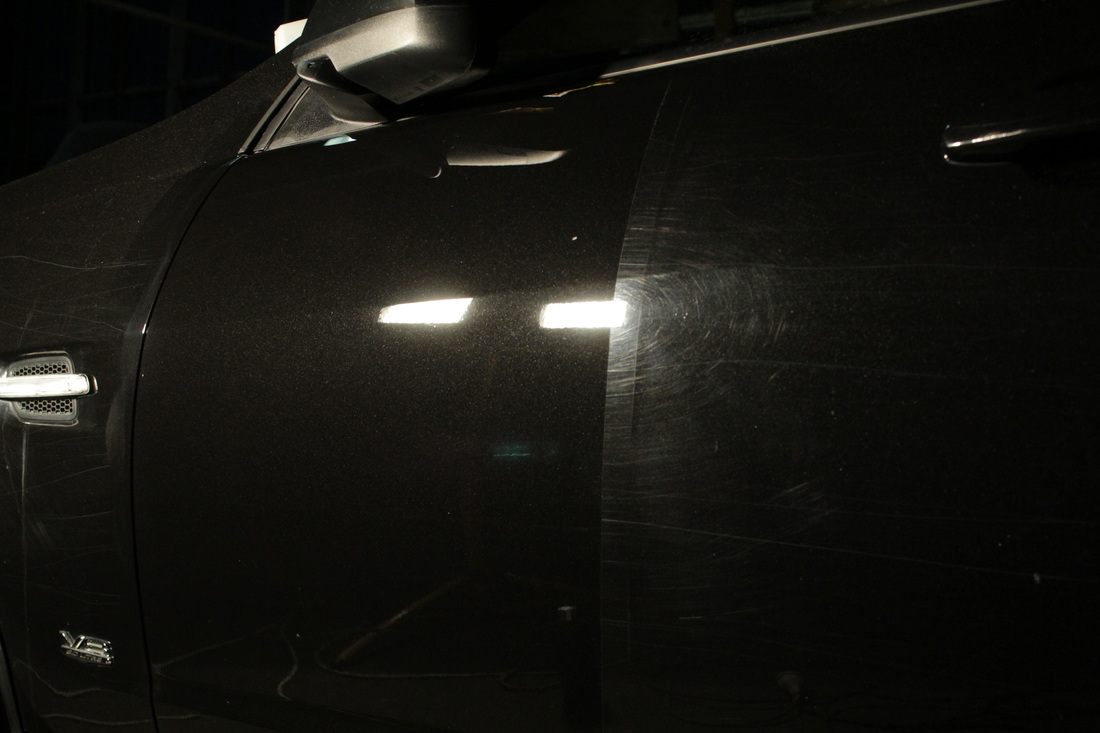 Paint correction melbourne